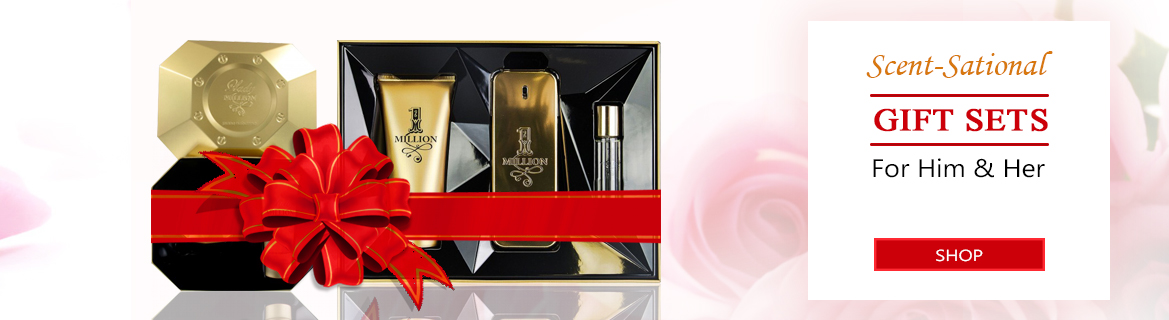 Scent-sational gifts for him and her