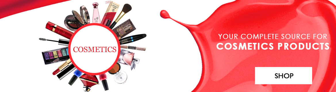 Your complete source for cosmetic products